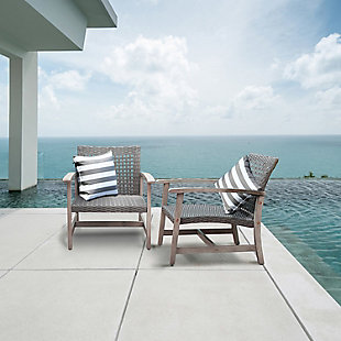 Dukap Monterosso 2-Piece Outdoor Seating Set, , rollover