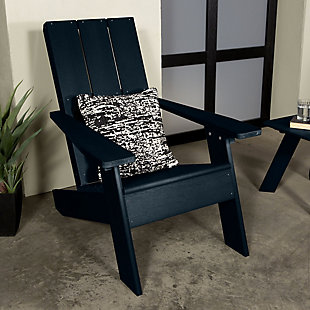 Highwood® Italica Outdoor Adirondack Chair, Federal Blue, rollover