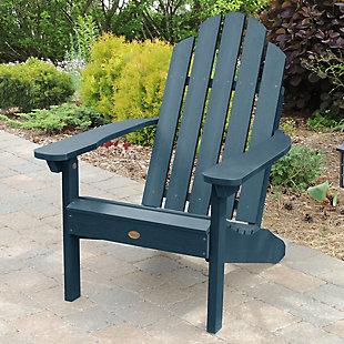 Highwood® Classic Westport Outdoor Adirondack Chair, Nantucket Blue, rollover