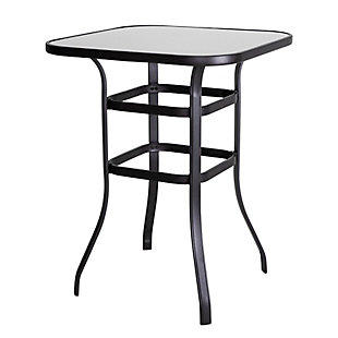 """Nuu Garden  Outdoor 28"""" Square Bar Table, , large"""