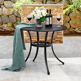 "Nuu Garden  36"" Outdoor Round Dining Table, , rollover"