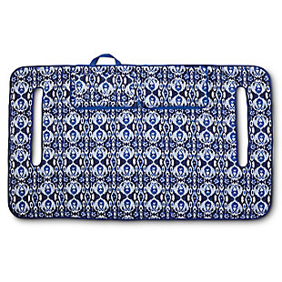 Vera Bradley by Classic Accessories Outdoor Golf Seat Blanket, Ikat Island, large