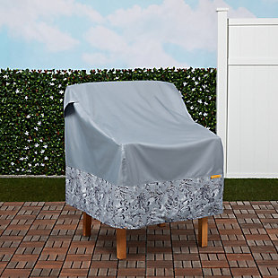 Vera Bradley by Classic Accessories Outdoor Patio Chair Cover, , rollover