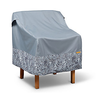 Vera Bradley by Classic Accessories Outdoor Patio Chair Cover, , large