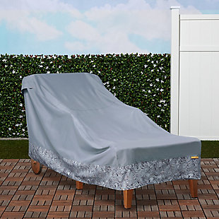 Classic Accessories Outdoor Chaise Lounge Cover, , rollover
