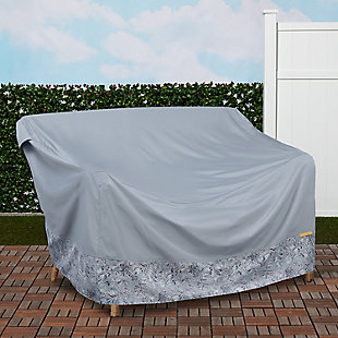 Vera Bradley by Classic Accessories Outdoor Patio Loveseat Cover, , rollover