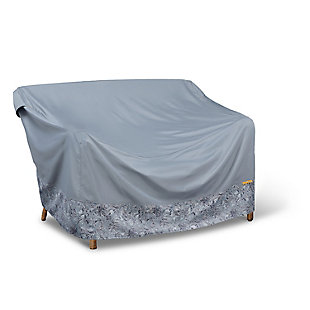 Vera Bradley by Classic Accessories Outdoor Patio Loveseat Cover, , large