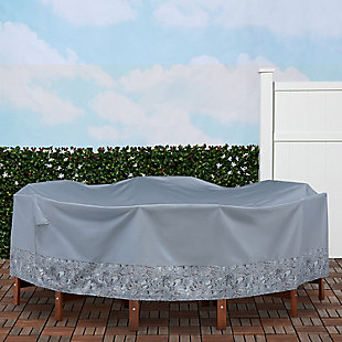 Vera Bradley by Classic Accessories Outdoor Table and Chair Set Cover, , rollover