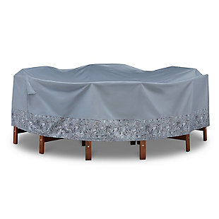 Vera Bradley by Classic Accessories Outdoor Table and Chair Set Cover, , large