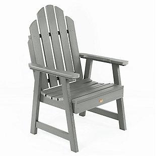 Highwood Weatherly Garden Chairs, Coastal Teak, large