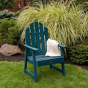 Highwood Weatherly Garden Chairs, Nantucket Blue, rollover