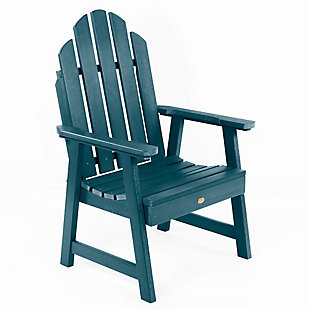 Highwood Weatherly Garden Chairs, Nantucket Blue, large