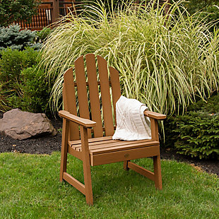 Highwood Weatherly Garden Chairs, Toffee, rollover