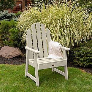 Highwood Weatherly Garden Chairs, Whitewash, rollover