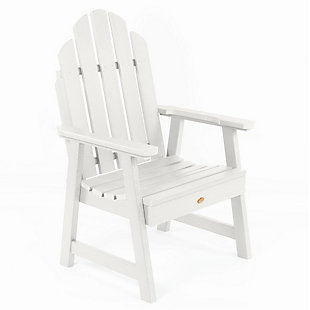 Highwood Weatherly Garden Chairs, White, large