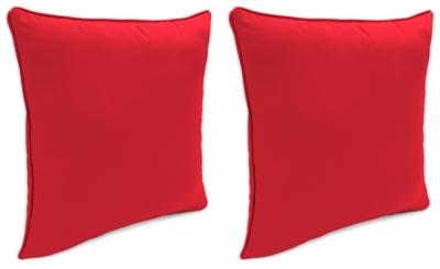 "Ashley Home Accents 17"" x 17"" Outdoor Sunbrella® Pillow (..."
