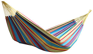 Home Accents Single Brazilian Hammock, , large