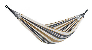 Patio Double Brazilian Hammock, , large
