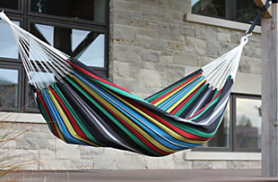 Patio Double Brazilian Hammock, , rollover