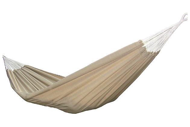 Patio Double Brazilian Sunbrella® Hammock, , large
