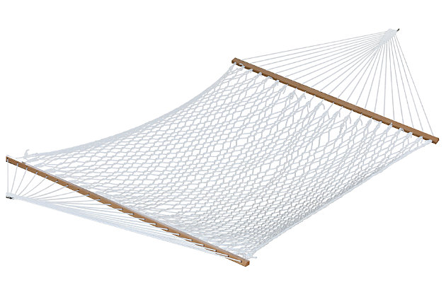 Patio Double Rope Hammock, , large