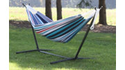 Patio Double Hammock with Stand, , rollover