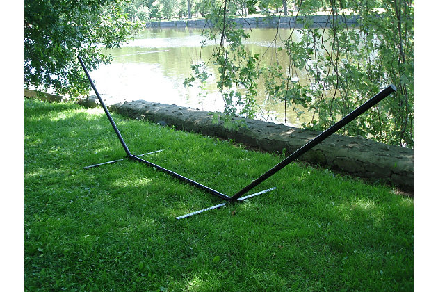 Patio Hammock Stand, , large
