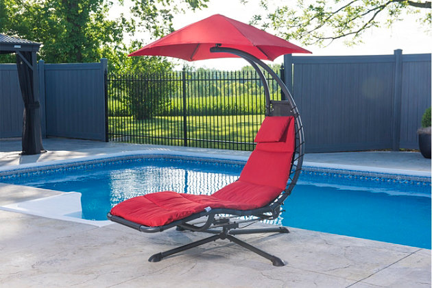 Home Accents Hammock by Ashley HomeStore, Red