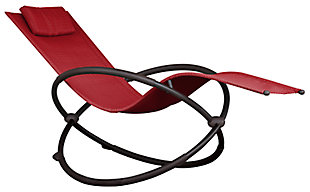 Patio Orbital Lounger, , large