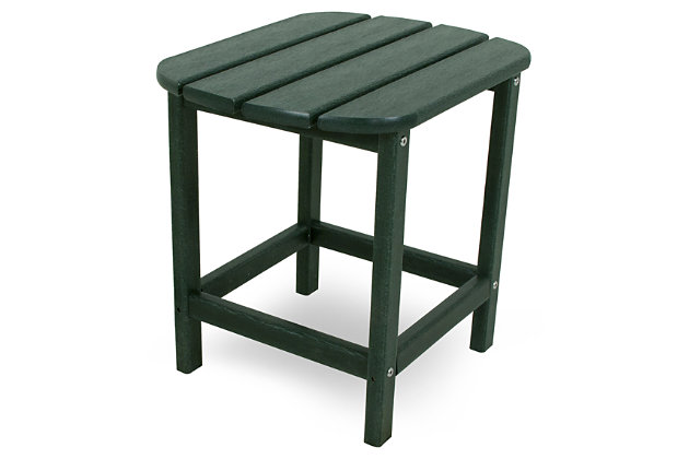 """POLYWOOD South Beach 18"""" Side Table, , large"""