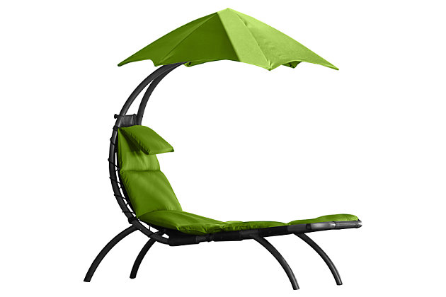 Home Accents The Original Dream Lounger by Ashley HomeStore, Green