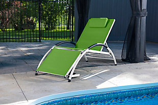 Patio Sun Lounger, , rollover