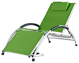 Patio Sun Lounger, , large