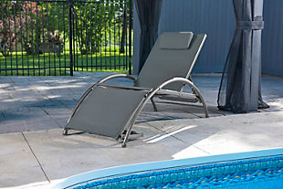 Patio Lounge Chair, , large