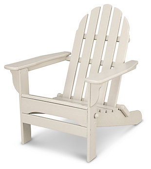 POLYWOOD Emerson All Weather Adirondack Chair, , large
