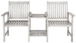 Ellyne Twin Seat Bench, , large