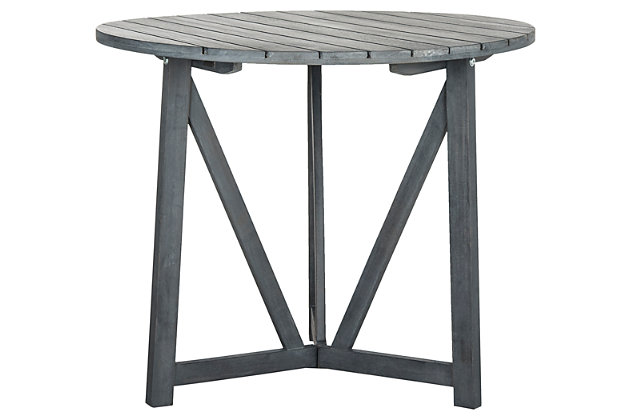 Safavieh Cloverdale Round Table by Ashley HomeStore, Tan