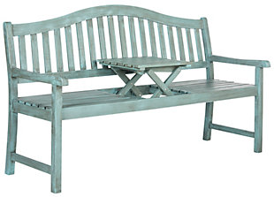 Safavieh Bench, Blue, large