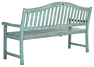 Safavieh Bench, Blue, rollover