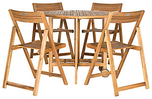 Halsted Table and 4 Chairs (Set of 5), , rollover