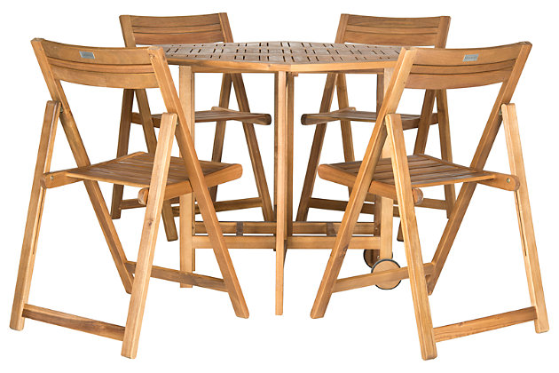 Halsted Table and 4 Chairs (Set of 5), , large