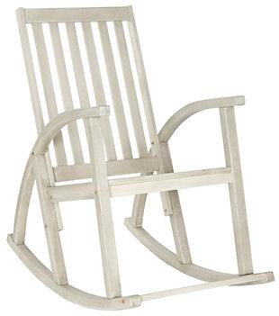 Round Clayton Rocking Chair, , rollover