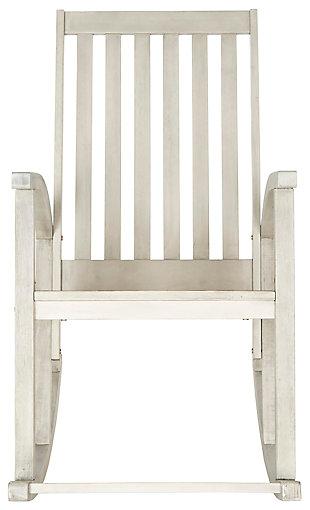 Round Clayton Rocking Chair, , large