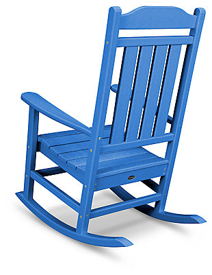POLYWOOD Emerson All Weather Rocker, Pacific, large