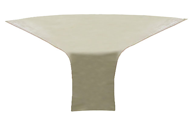 Patio Sectional Wedge Cover, , large