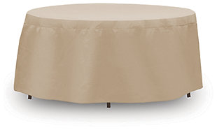 Patio Round Table Cover, , large