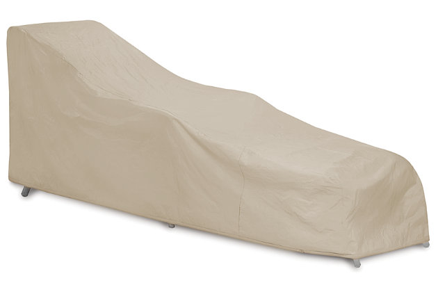 Patio Double Chaise Cover, , large
