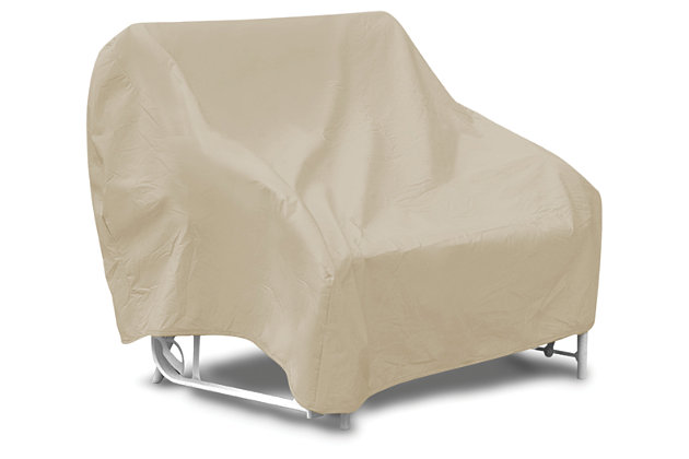 Patio 3-Seat Glider Cover, , large