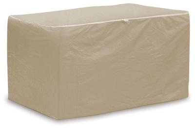 Ashley PCI Patio Chaise Lounge Cushions Storage Bag, Tan