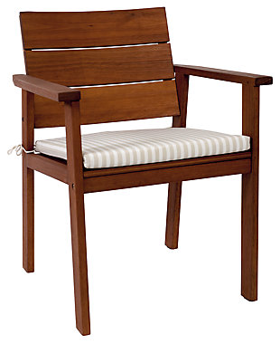 Nelson Eucalyptus Chair, , large